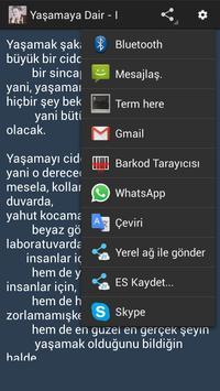 Nâzım Hikmet'in Şiirleri apk screenshot