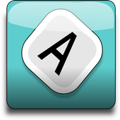 Letter Glide Free icon