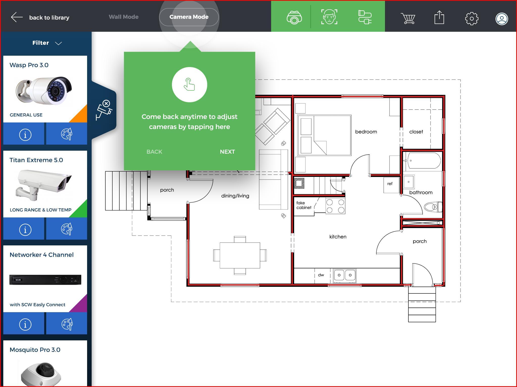 Scw Surveillance Floorplan App For Android Apk Download