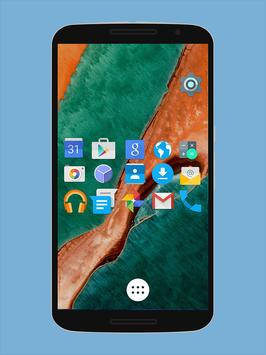M Launcher & Theme Icons Pack poster