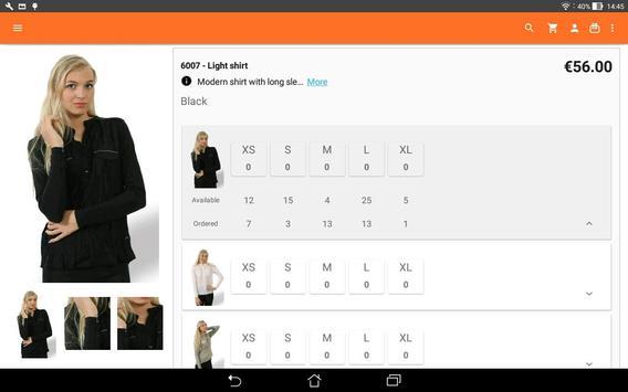 itn| sales2go screenshot 3