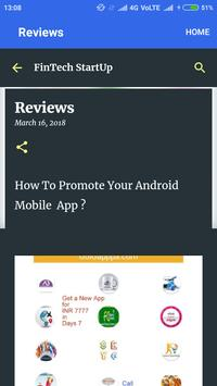 Promote Your Android App screenshot 4
