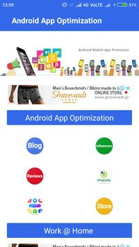 Promote Your Android App poster