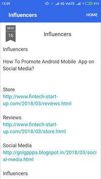 Promote Your Android App screenshot 2