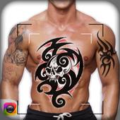 3D Tattoo Design icon