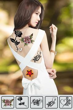 3D Tattoo Design apk screenshot
