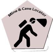 Mine and Cave Locator icon