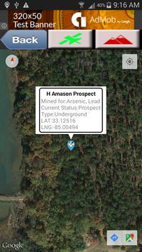 Mine and Cave Locator apk screenshot