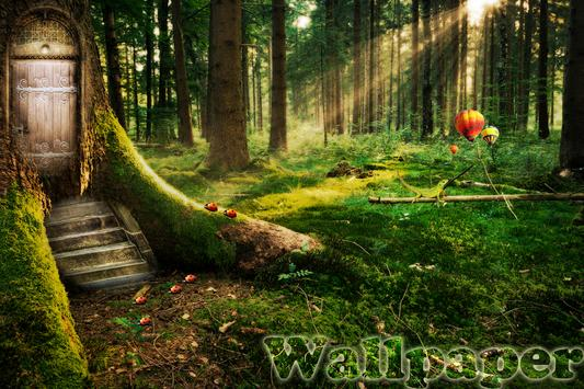 Forest Live Wallpaper screenshot 5