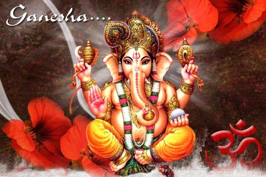 Lord Ganesha Live Wallpaper poster