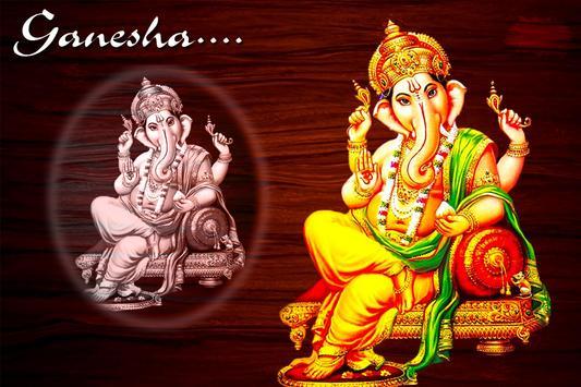 Lord Ganesha Live Wallpaper screenshot 4