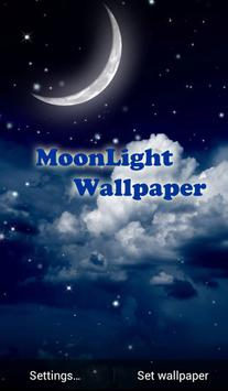 Moonlight Live Wallpaper apk screenshot