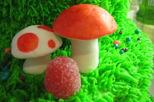 Mushroom Live Wallpaper screenshot 5