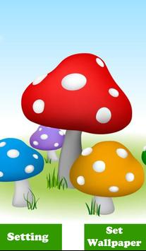 Mushroom Live Wallpaper screenshot 6