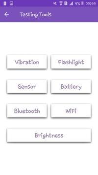 Secret Codes For Andorid Phones screenshot 5