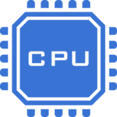 RAM, CPU Monitor icon