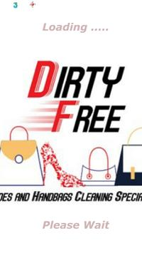 Dirty Free (Shoes & Bags Cleaning Specialist) poster