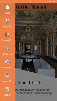 Interior Rumah apk screenshot