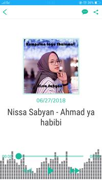 Nissa Sabyan screenshot 3