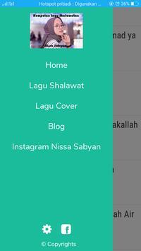 Nissa Sabyan screenshot 2