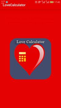 Love Calculator screenshot 1
