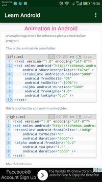 LearnAndroid screenshot 5