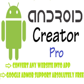 Android Creator Pro: Web2Apk icon