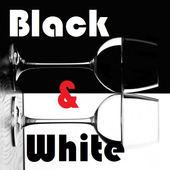 Black and White Your WALL... icon
