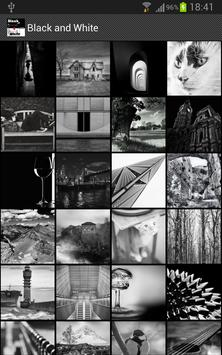 Black and White Your WALL... poster
