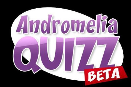 Andromelia Quizz poster