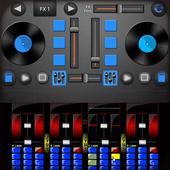 DJ Mix Remix Music icon
