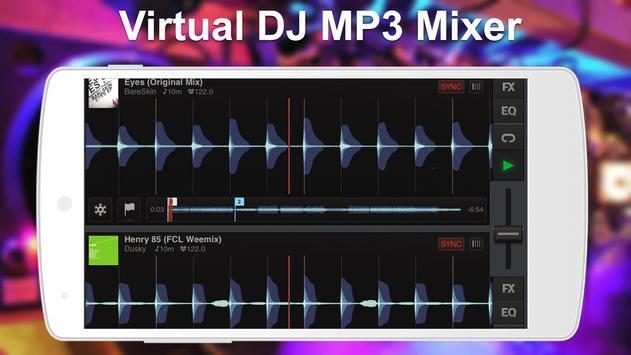 DJ Mix Remix Music : Bass Booster and Equalizer apk screenshot