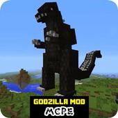 Mod For Minecraft Godzilla icon