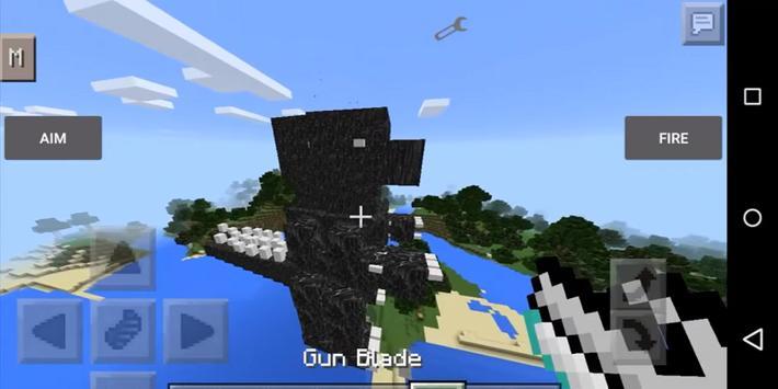 Mod For Minecraft Godzilla apk screenshot
