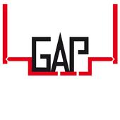 G.A.P. design icon