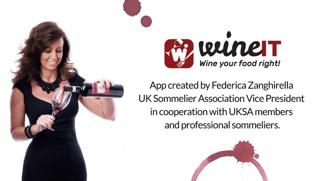 WineItUp by UKSA poster