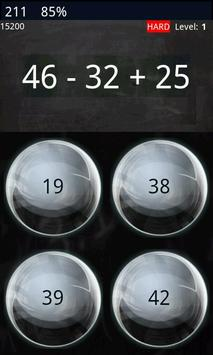 Math Workout - Game screenshot 3