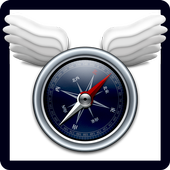 Fly GPS Joystick icon