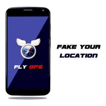 Fly GPS Joystick poster