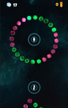 Tap colors switch: 3d ball screenshot 2