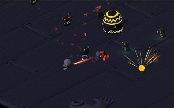 Zombie Uprising: Shooter apk screenshot