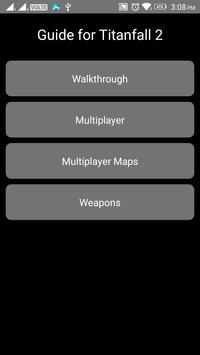 Guide for Titanfall 2 apk screenshot