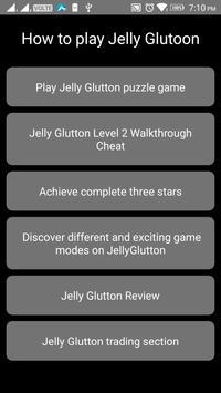 Guide for Jelly Glutoon apk screenshot