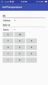 UNIQUE CALCULATOR --3 IN 1 apk screenshot
