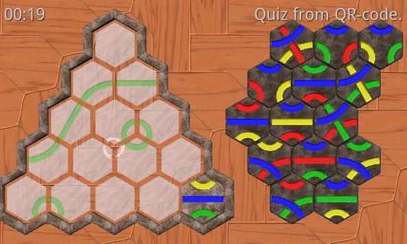 Tantrix Quiz apk screenshot