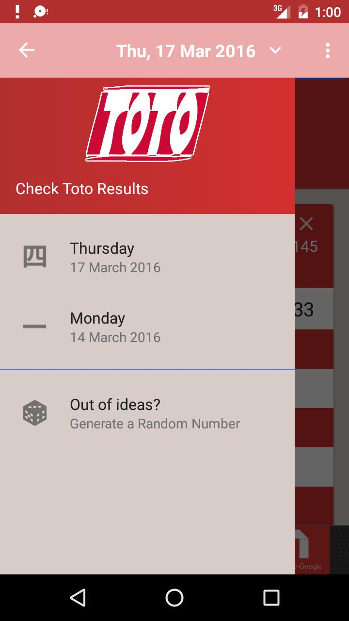 Flutter! Toto Results & Stats for Android - APK Download