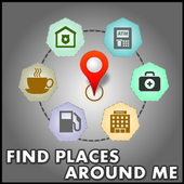 Find Places Around Me Ultimate icon