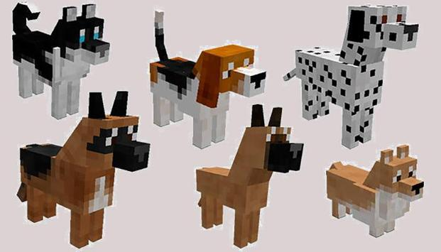 How To Get Dogs To Breed In Minecraft Pe