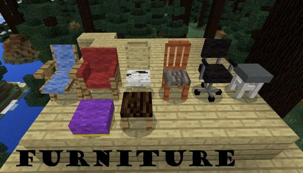 Furniture mods for minecraft poster