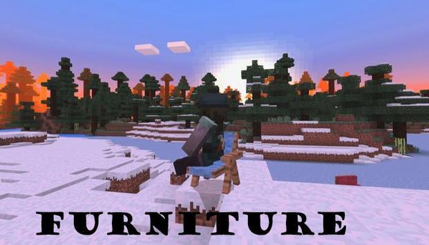 Furniture mods for minecraft screenshot 1